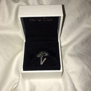 Pandora V Charm